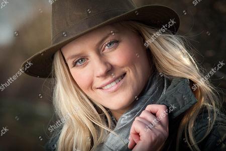 Stock Photo of Anna Simpson