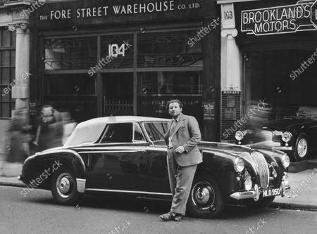 Editorial photo of Sir Peter Ustinov 1921-2004 - 12 Sep 2012