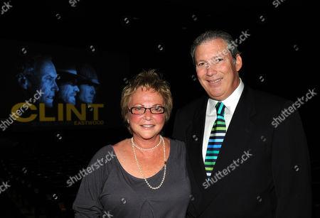 Ronnee Sass and Jeff Baker