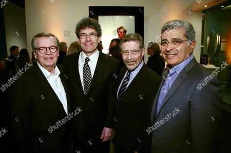 Bob Daly, Alan Horn, Barry Meyer and Terry Semel