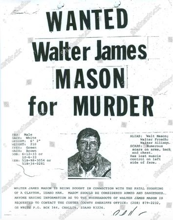 Editorial photo of US Cold Case Cowboy Killing, United States - 04 Dec 2020