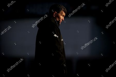 Editorial image of Leicester Tigers v Exeter Chiefs, UK - 05 Dec 2020
