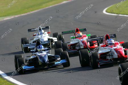 Brands Hatch, Kent. 1st - 2nd October 2011. Joshua Hill (GBR) Manor Competition Formula Renault. World Copyright: Ebrey/LAT Photographic.