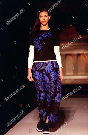 London Fashion Week - Sonja Nuttall Show.