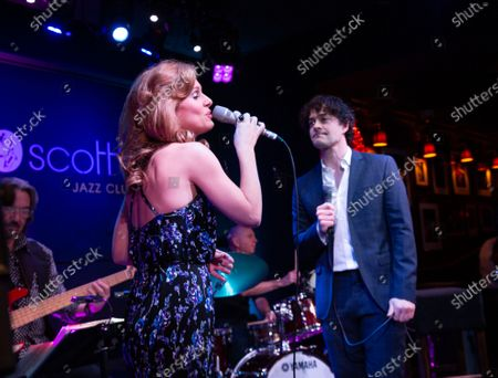 Cassidy Janson & Lee Mead