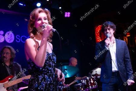 Editorial photo of Caberet Jazz Brunch, Ronnie Scott's, Soho, London, UK - 05 Dec 2020