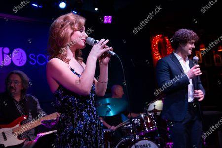 Editorial image of Caberet Jazz Brunch, Ronnie Scott's, Soho, London, UK - 05 Dec 2020