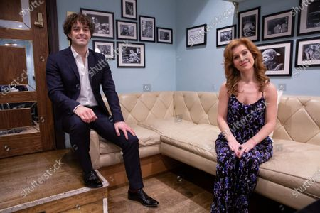 Lee Mead & Cassidy Janson