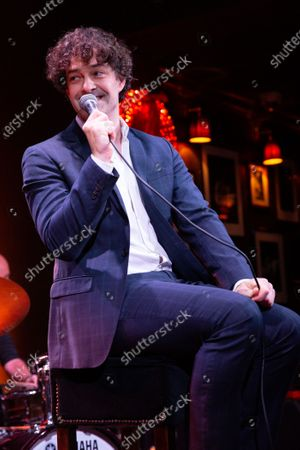 Stock Image of Lee Mead