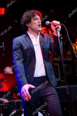 Stock Photo of Lee Mead