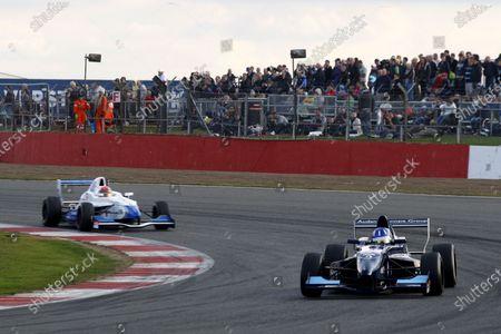 Silverstone, Northamptonshire. 14th - 16th October 2011. Joshua Hill (GBR) Manor Competition Formula Renault. World Copyright: Ebrey/LAT Photographic.