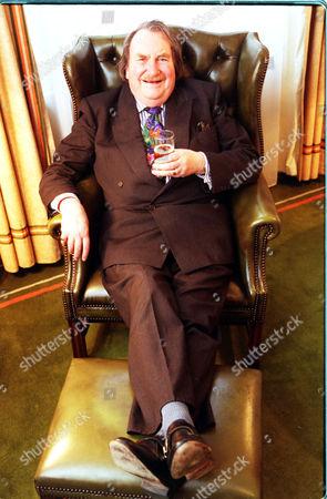 Editorial image of Industrial Troubleshooter Sir John Harvey Jones.