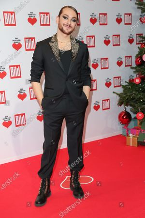 Editorial picture of Charity gala 'A Heart for Chidren' In Berlin, Germany - 05 Dec 2020
