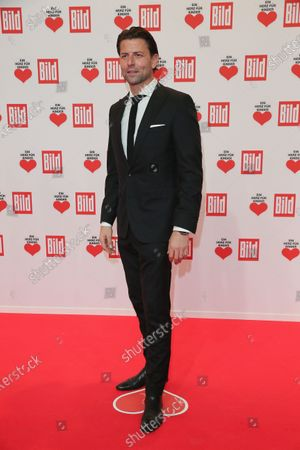 Editorial image of Charity gala 'A Heart for Chidren' In Berlin, Germany - 05 Dec 2020