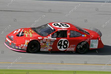 19-21 December, 2008, Daytona Beach, Florida USA No.  48,  Leilani Munter, Ford ©2008, Greg Aleck, USA LAT Photographic