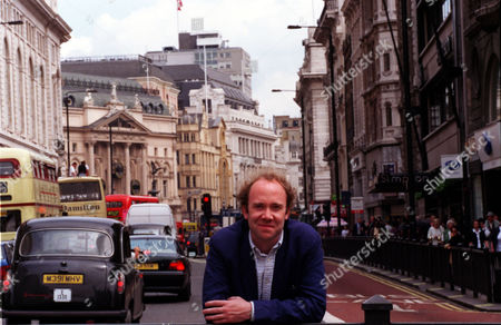 Ben Macintyre Author Of The Napoleon Of Crime: The Life And Times Of Adam Worth Master Thief.