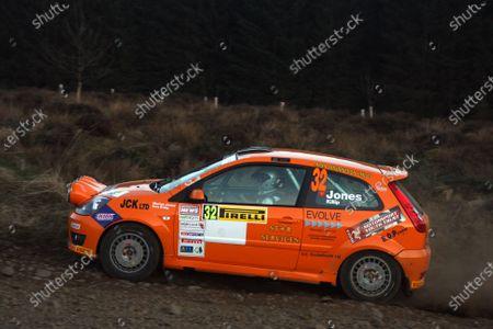 Pirelli International Rally, 17th-18th April 2009, Martyn Jones/Kris Killip Ford Fiesta ST World copyright: Jakob Ebrey/LAT Photographic