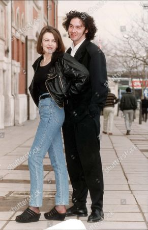 Marina & Paul Mowatt - 1991 Marina Mowatt Named 'rear Of The Year' At Olympia With Husband Paul Mowatt Marina Ogilvy... Picture Desk ** Pkt1117-34614