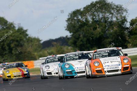 Snetterton, Norfolk. 5th - 7th August 2011. Derek Pierce (GBR) Dextra J D Pierce by Parker Porsche Carrera Cup. World Copyright: Ebrey/LAT Photographic.