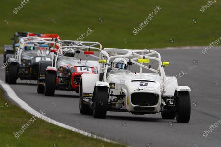 Editorial photo of 2011 Caterham R300 Championship,, Brands Hatch, United Kingdom - 19 Jun 2011