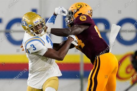 Editorial photo of UCLA Arizona St Football, Tempe, United States - 05 Dec 2020