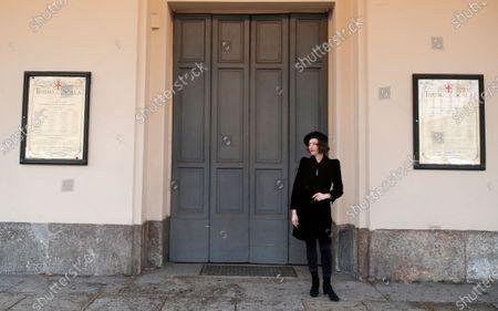 Editorial image of La Scala Missed Debut, Milan, Italy - 05 Dec 2020