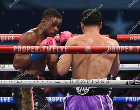 Errol Spence Jr., Danny Garcia