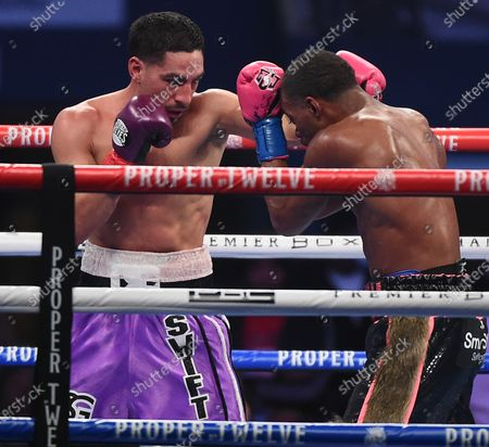Editorial photo of Fox Sports PBC Pay-Per-View fight night at AT&T Stadium in Arlington, Texas, USA - 06 Dec 2020