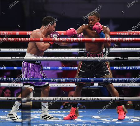 Editorial picture of Fox Sports PBC Pay-Per-View fight night at AT&T Stadium in Arlington, Texas, USA - 06 Dec 2020