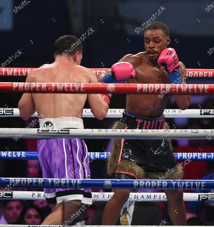 Editorial image of Fox Sports PBC Pay-Per-View fight night at AT&T Stadium in Arlington, Texas, USA - 06 Dec 2020