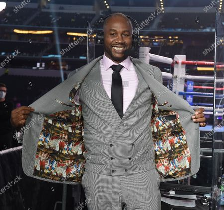 Stock Picture of Lennox Lewis