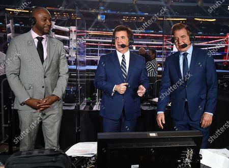 Editorial photo of Fox Sports PBC Pay-Per-View fight night at AT&T Stadium in Arlington, Texas, USA - 06 Dec 2020