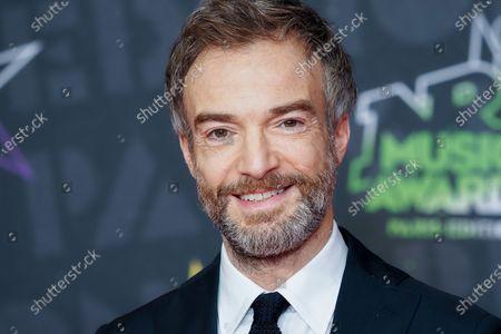 Stock Picture of Exclusive - Jonathan Lambert