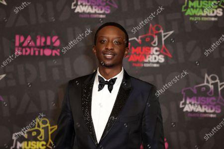 Editorial picture of Exclusive - NRJ Music Awards ceremony, Arrivals, Paris, France - 05 Dec 2020