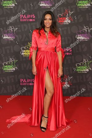 Editorial image of Exclusive - NRJ Music Awards ceremony, Arrivals, Paris, France - 05 Dec 2020