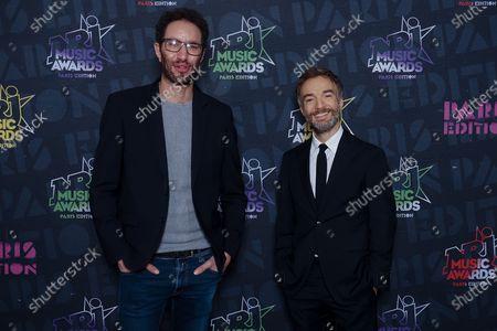Exclusive - Emmanuel Levy and Jonathan Lambert