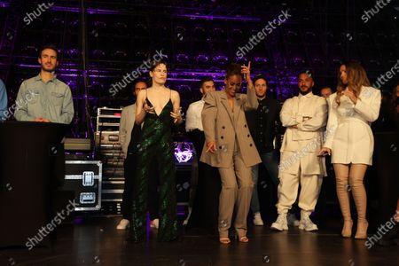 Exclusive - Boulevard de Airs, Christine and the queen's, Kendji Girac, Amel Bent, Vianney, Slimane, Vitaa