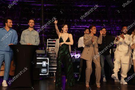 Exclusive - Amir, Boulevard de Airs, Christine and the queen's, Kendji Girac, Amel Bent, Vianney, Slimane,