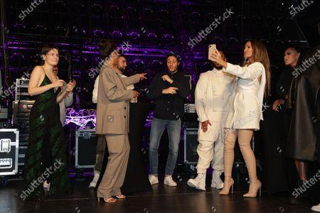 Exclusive - Christine and the Queens, Amel Bent, Kendji Girac,, Vianney, Slimane, Vitaa