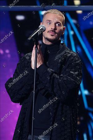 Editorial photo of Exclusive - NRJ Music Awards ceremony, Show, Paris, France - 05 Dec 2020