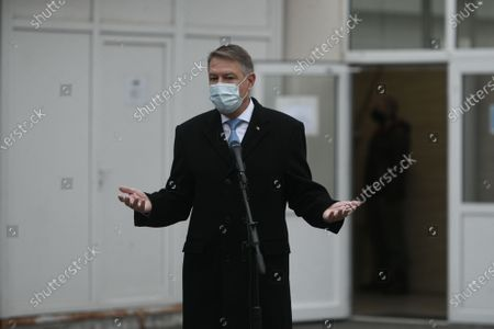 Editorial photo of Legislative elections, Bucharest, Romania - 06 Dec 2020