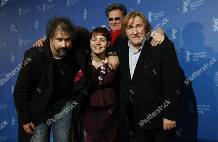 Editorial photo of 'Mammuth' film photocall at the 60th Berlinale Film Festival, Berlin, Germany - 19 Feb 2010