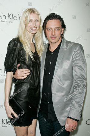 Kirsty Hume and husband, Donovan Leitch