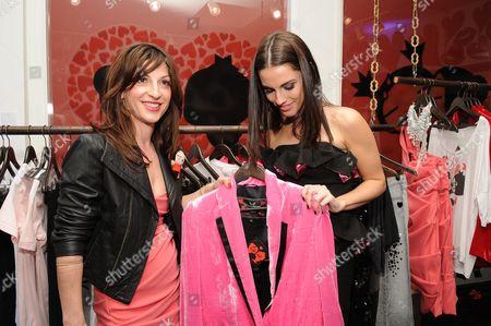 Nevena Borissova and Jessica Lowndes
