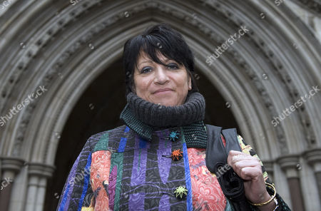 Stock Image of Donna Rayment