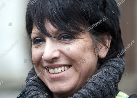 Editorial picture of Former TA Soldier Donna Rayment at the High Court Where She Won a Sexual Harrassment Claim Against the MOD, London, Britain - 18 Feb 2010