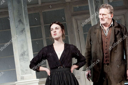 Editorial image of 'Ghosts' play at the Duchess Theatre, London, Britain - 16 Feb 2010