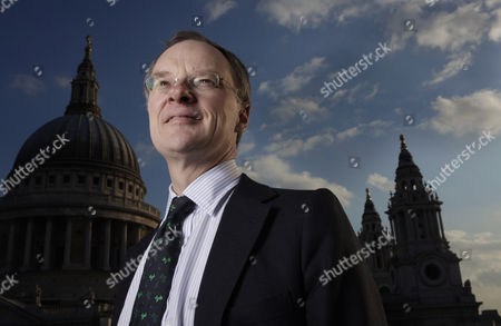 Editorial photo of Robert Hingley, Director General of The Take over Panel, Paternoster Square, London, Britain - 19 Feb 2010