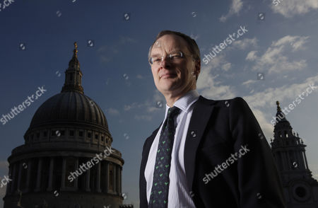 Editorial image of Robert Hingley, Director General of The Take over Panel, Paternoster Square, London, Britain - 19 Feb 2010