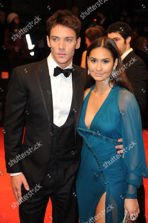 Jonathan Rhys Meyers and heiress Reena Hammer